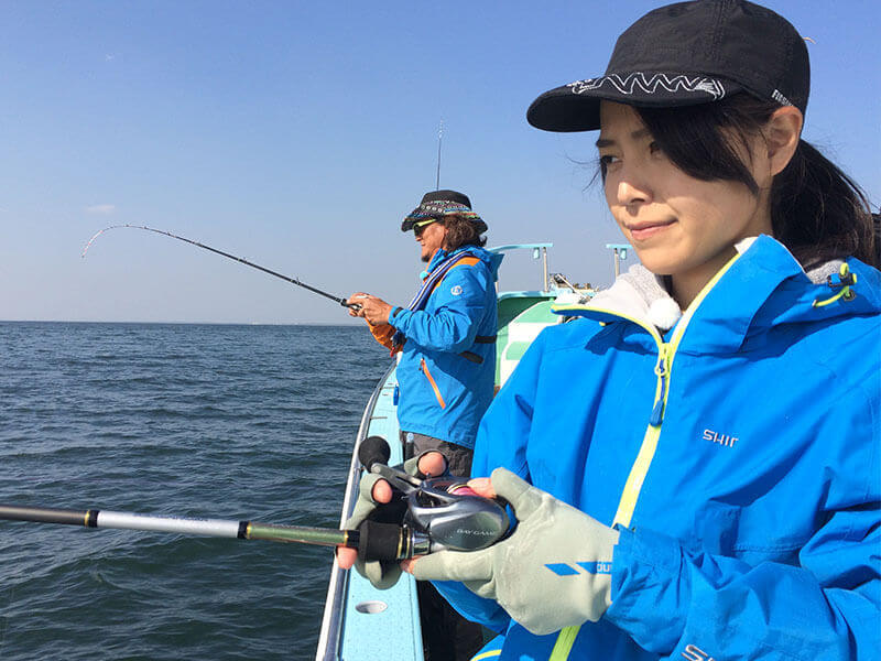 大漁!関東沖釣り爆釣会